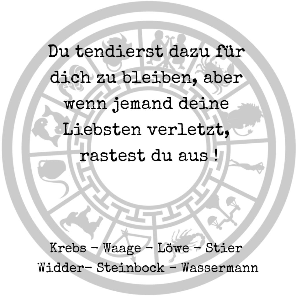 horoskop widder steinbock