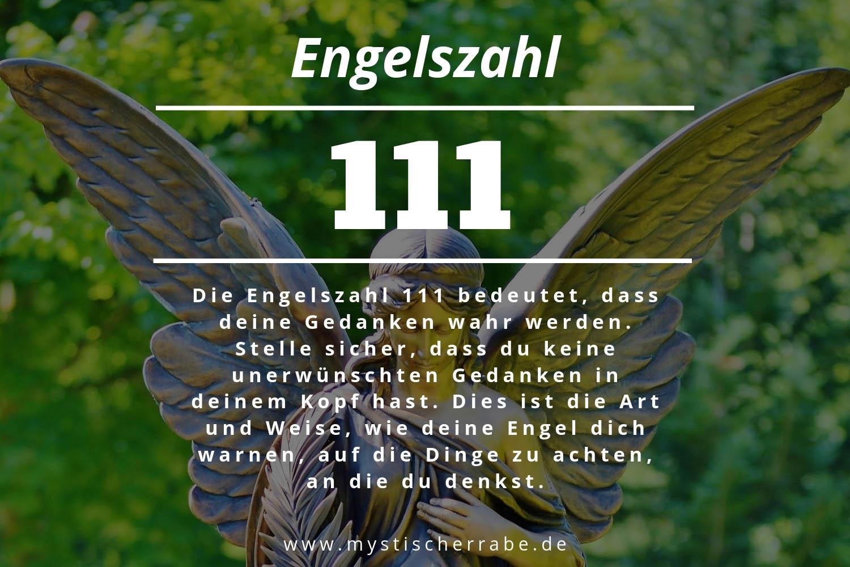 Engelszahl 111 und ihre Bedeutung – Warum siehst du 1:11?