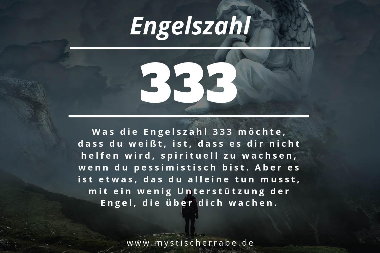 Engelszahl 333 und ihre Bedeutung – Warum siehst du 3:33?