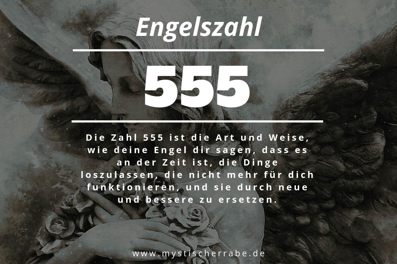 Engelszahl 555 und ihre Bedeutung – Warum siehst du 5:55?