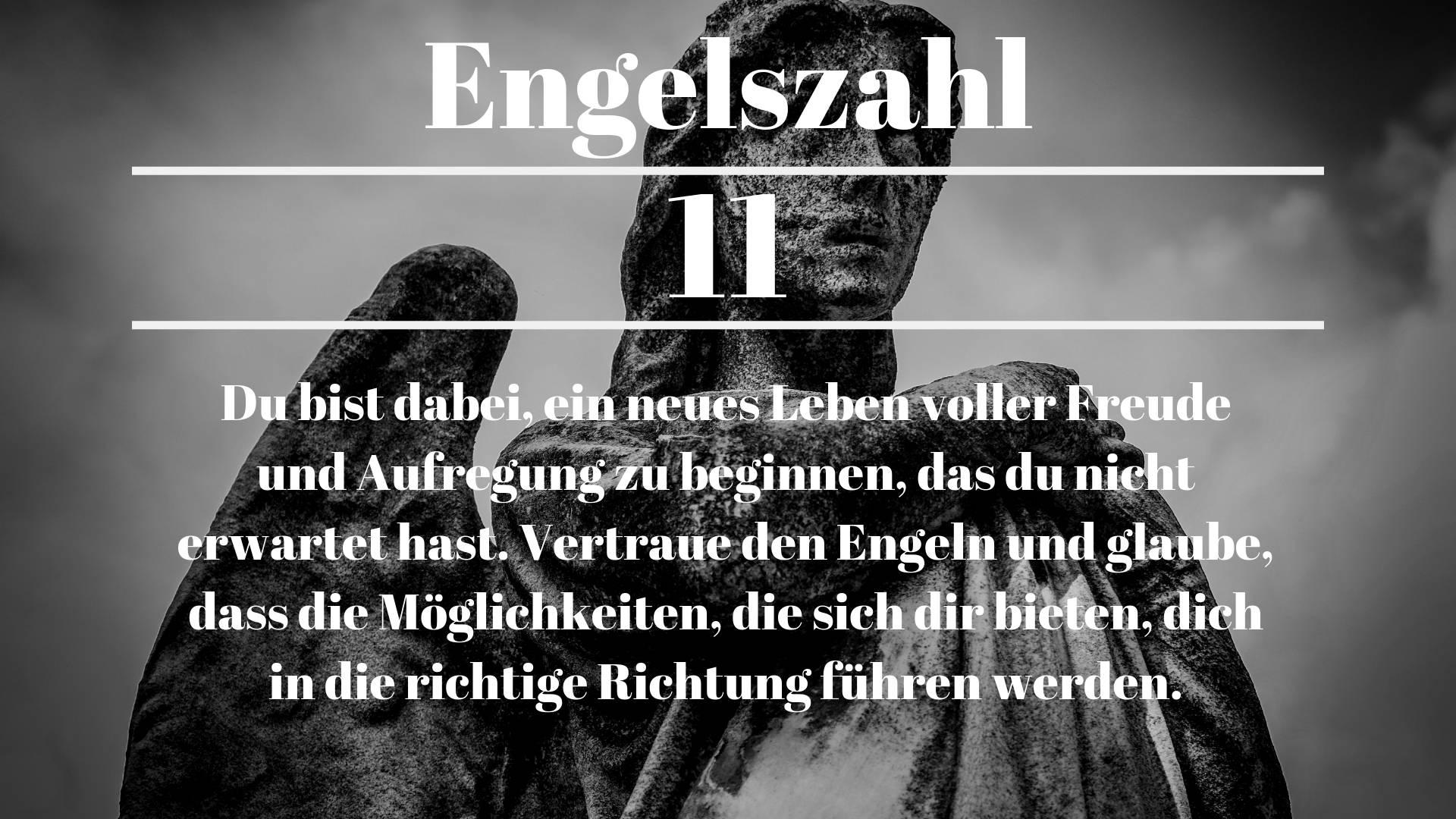 Engelszahl 11 und ihre Bedeutung – Warum siehst du 11?