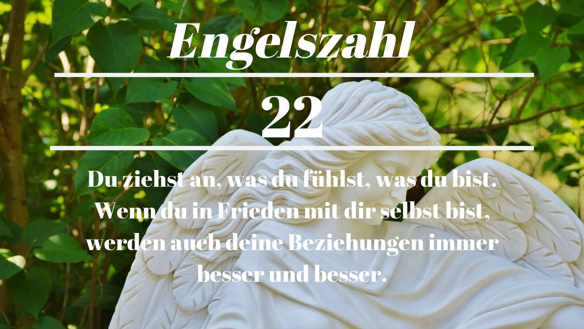 Engelszahl 22 und ihre Bedeutung – Warum siehst du 22?