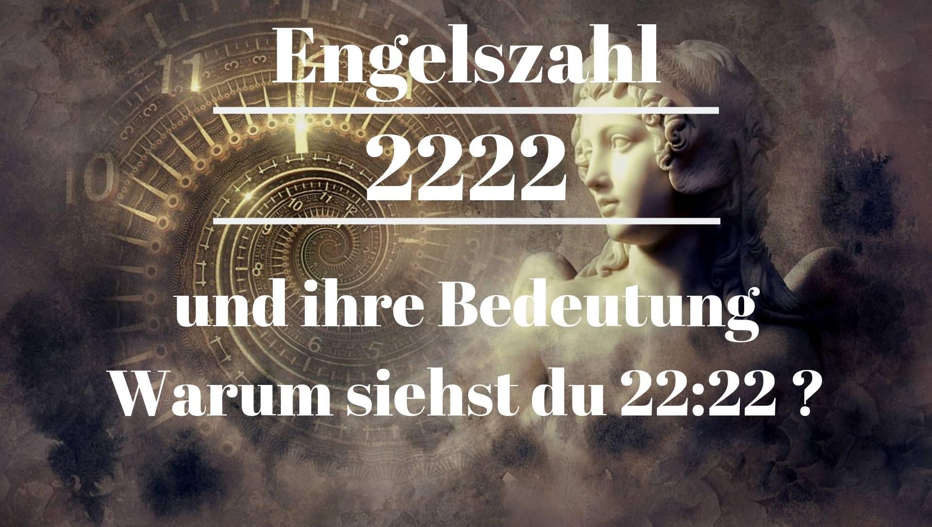 Bedeutung 2222