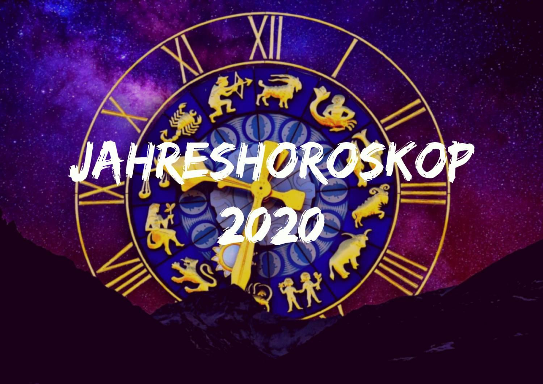 Das Besondere Jahreshoroskop 2020 Fur Alle Sternzeichen