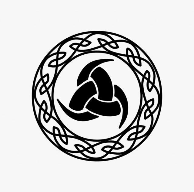 Ihre und bedeutung symbole germanische 50 Wikinger
