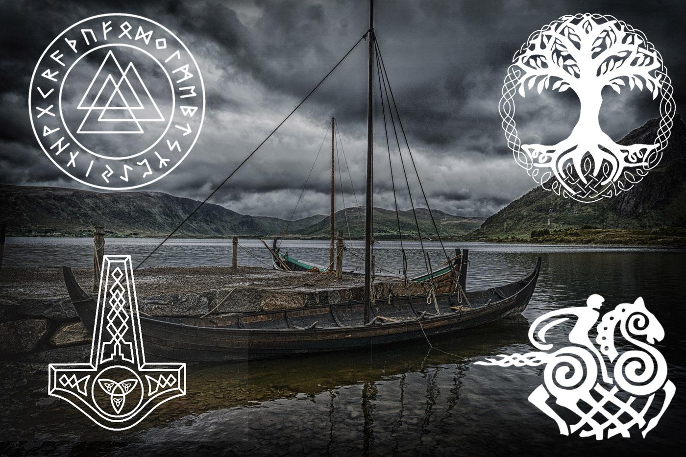 Wikinger-Symbole und ihre Bedeutung