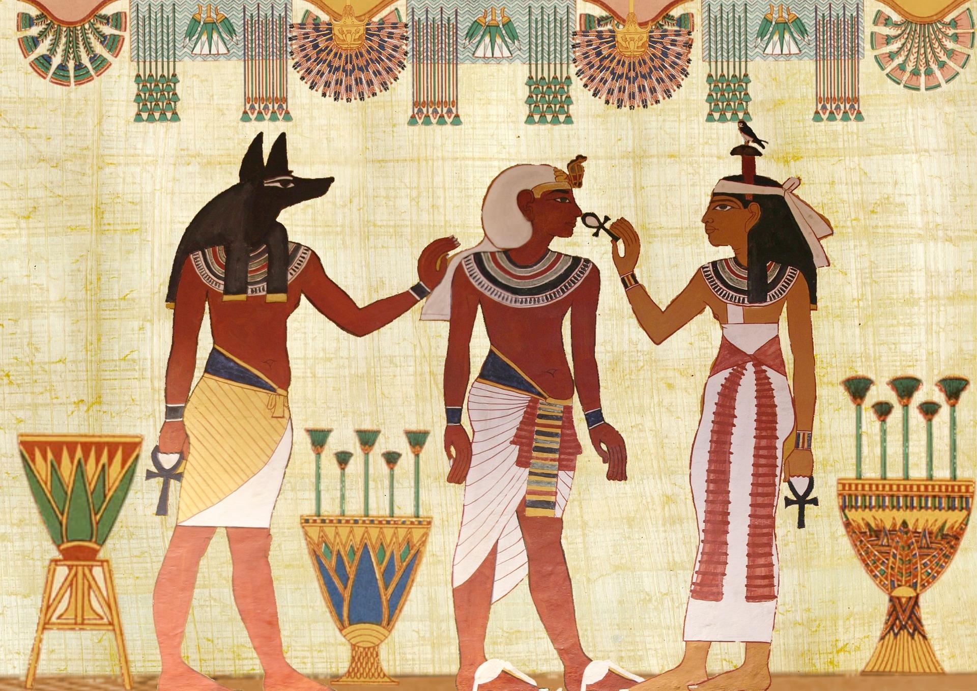 Was ist dein Sternzeichen nach ägyptischer Astrologie