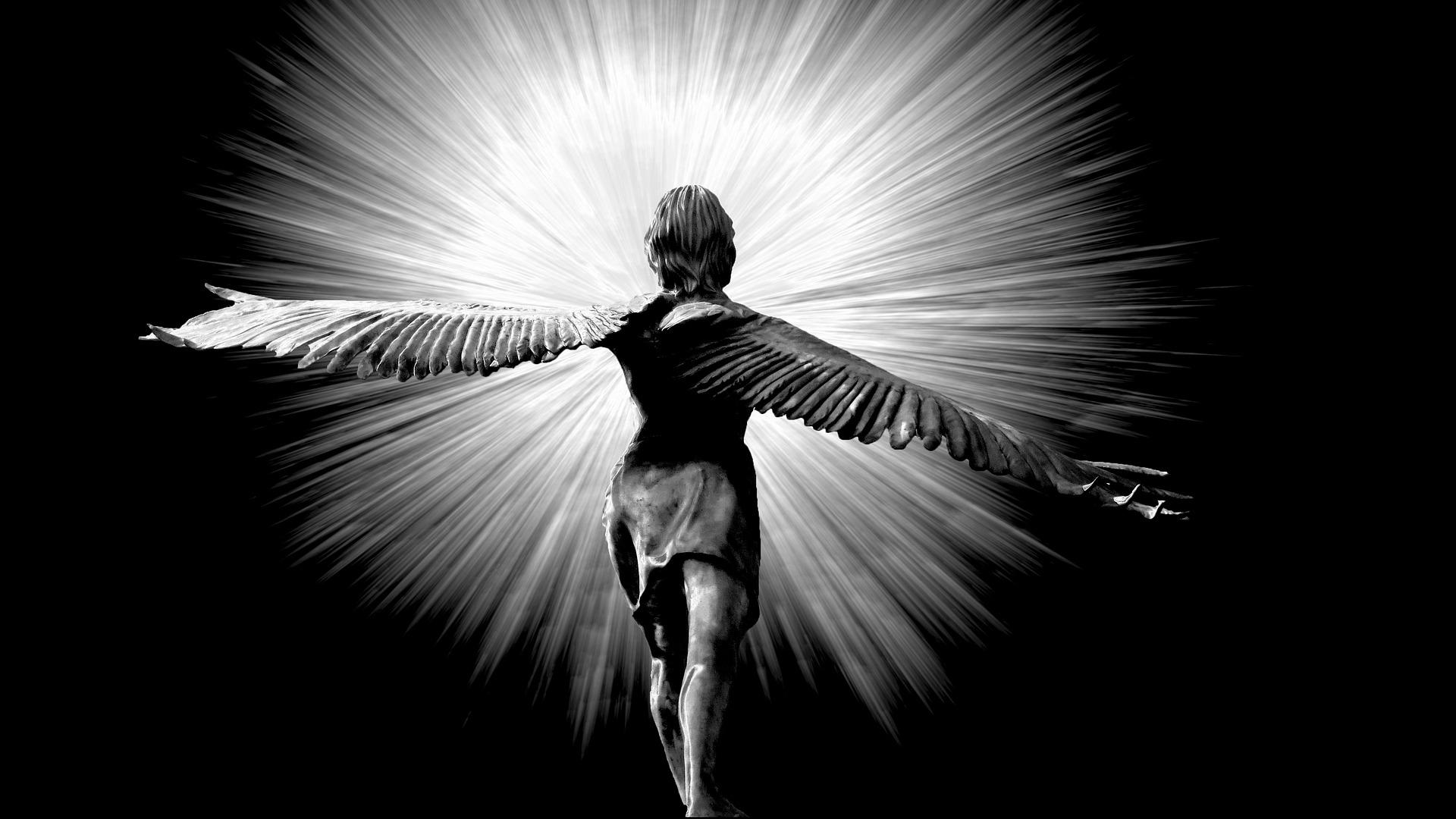 Erzengel Azrael – Engel des Todes und der Wiedergeburt