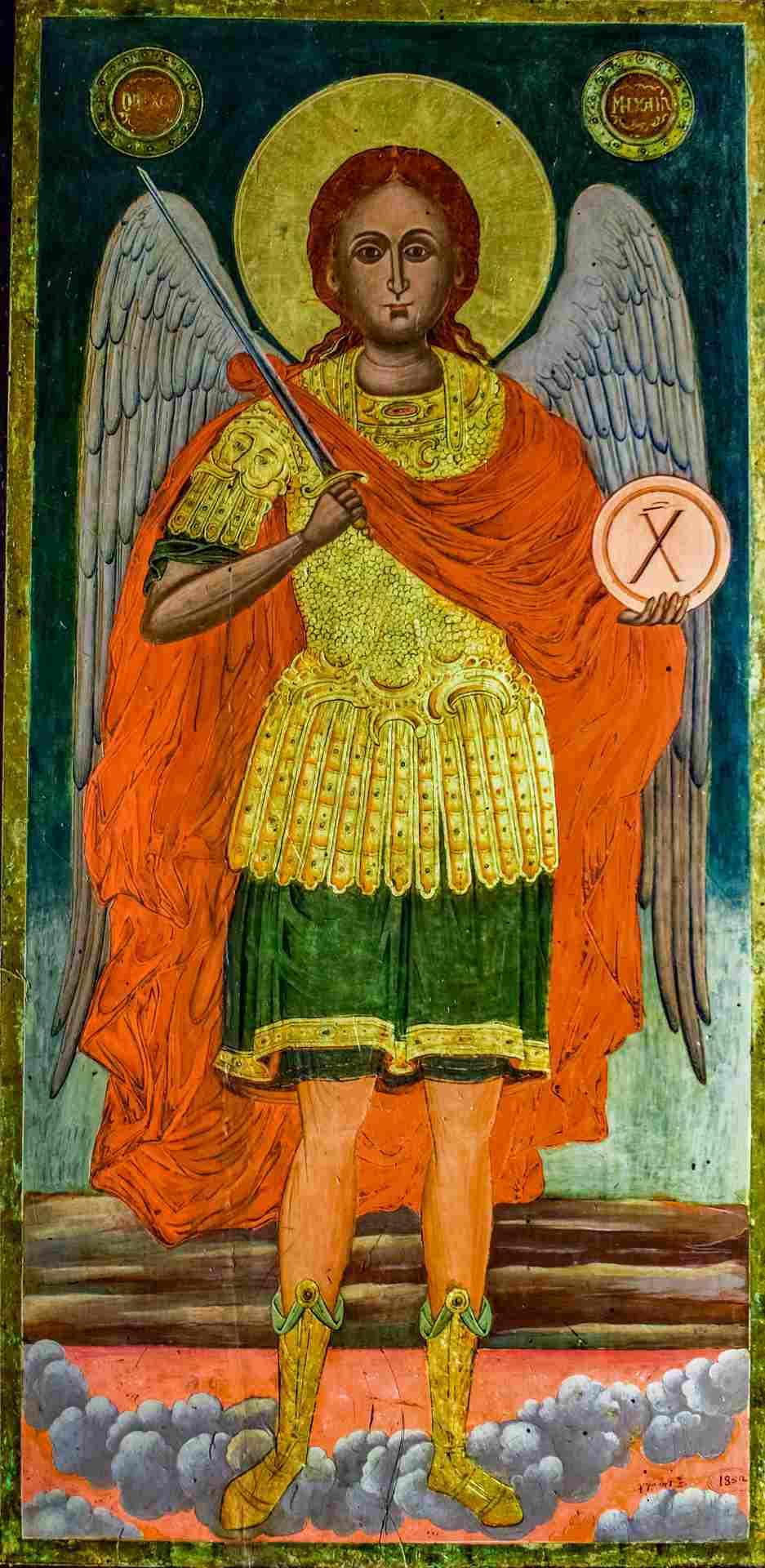 Erzengel Uriel – Der Engel der Weisheit