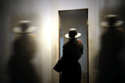 6 Anzeichen dafür, dass Sie zu Hause einen Geist haben