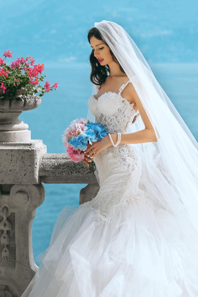 Welches Hochzeitskleid