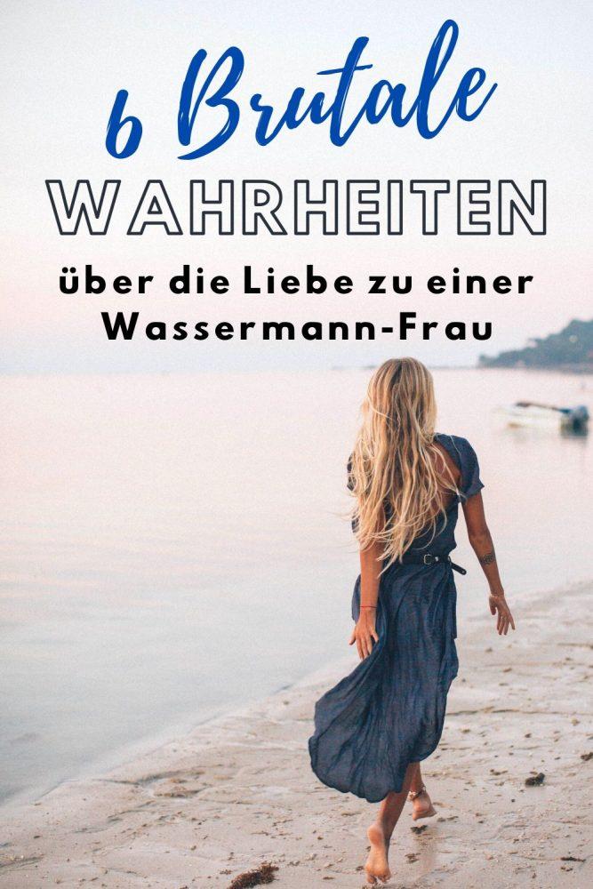 6 Brutale Wahrheiten über die Liebe zu einer Wassermann-Frau