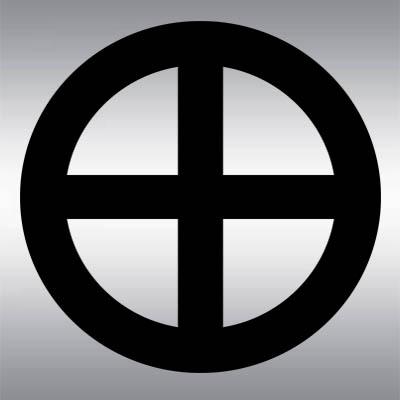 Das Sonnenkreuz ist eines der ältesten spirituellen Symbole, das sogar auf die steinzeitliche Schnitzereien zurückgeht.