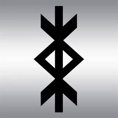 In einer Kombination von zwei oder mehreren Zeichen sind sie besonders wirksam als ein magisches Schutzsymbol.