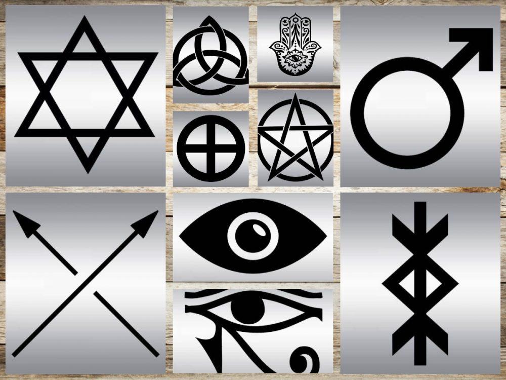 Und ihre bedeutung schutzsymbole Symbole