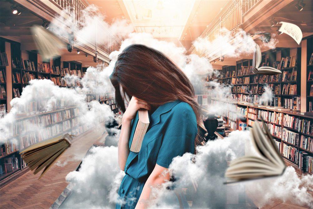 5 Zeichen, dass Sie ein Bibliophile sind: eine Person, die Bücher liebt