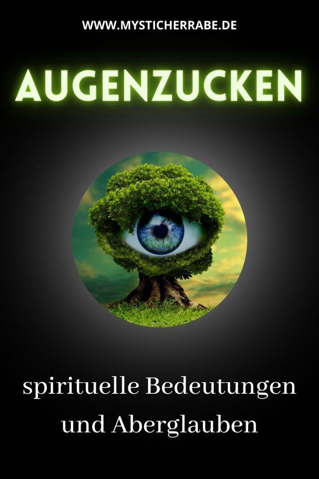 Linkes Auge Zuckt Spirituelle Bedeutung