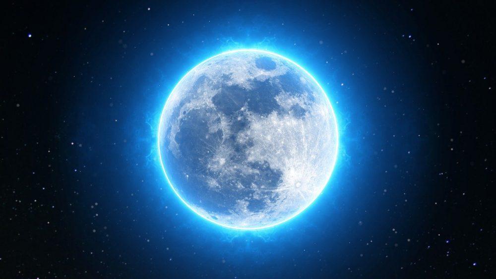 Ein seltener blauer Mond wird am Halloween-Tag 2020 auftauchen und die Dinge für die Sternzeichen noch seltsamer machen