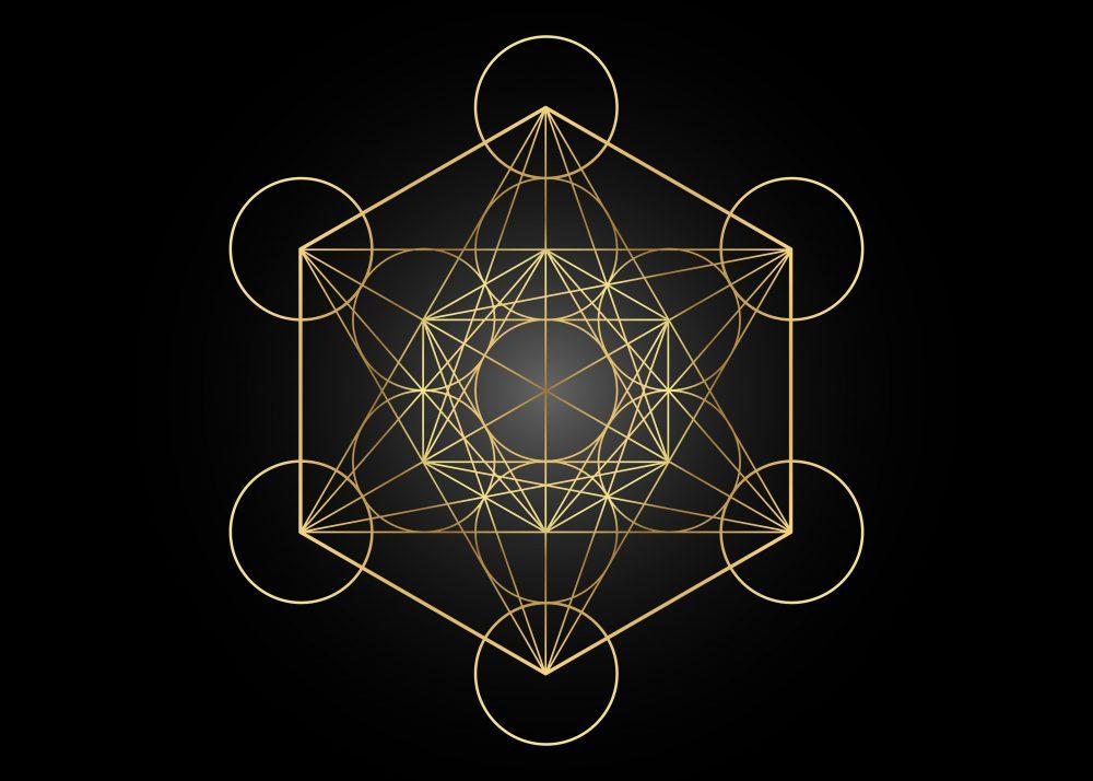 Metatrons Würfel: Das Fundament der heiligen Geometrie