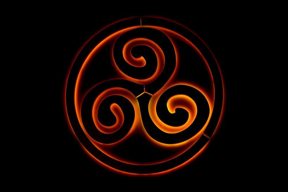 Triskele: Die Bedeutung des ältesten keltischen Symbols