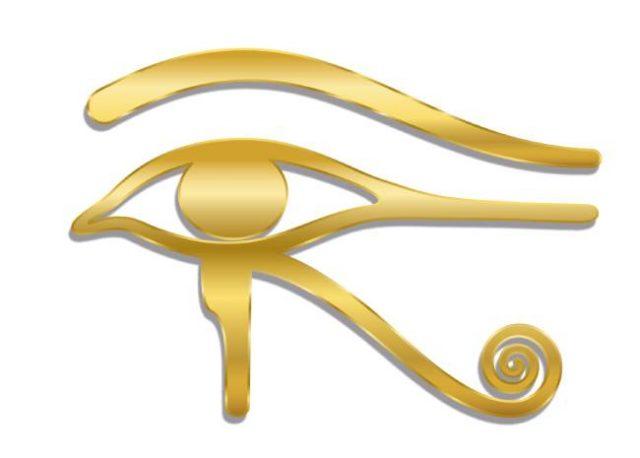 Auge spirituelle bedeutung rechtes Deine Augen