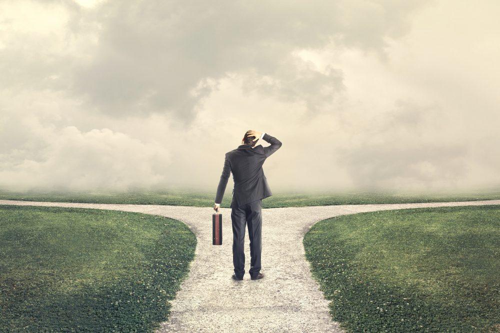 Innerer Konflikt: Wie Sie in 4 Schritten einen inneren Konflikt lösen können