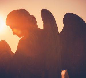 Wie mann die Engel um hilfe bitten kann