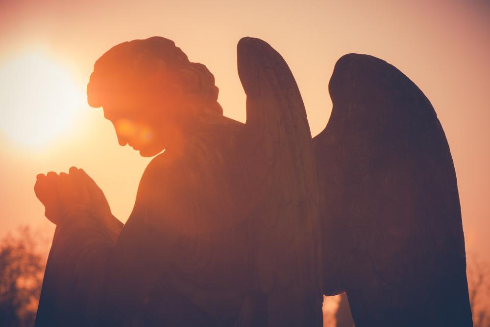 Wie man die Engel um Hilfe bitten kann