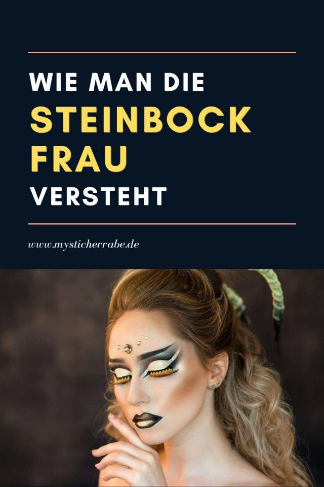 Steinbock Frau 2021