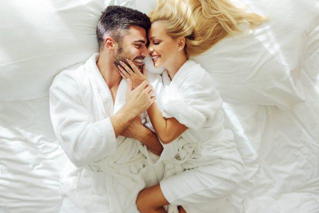 Dass waage merkt ein ist mann verliebt wie man Wie merkt