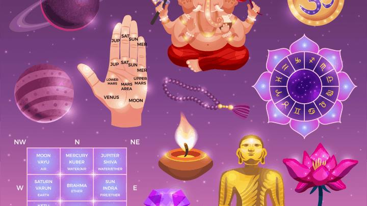 Vedisches Horoskop: Welchem vedischen Sternzeichen gehören Sie an