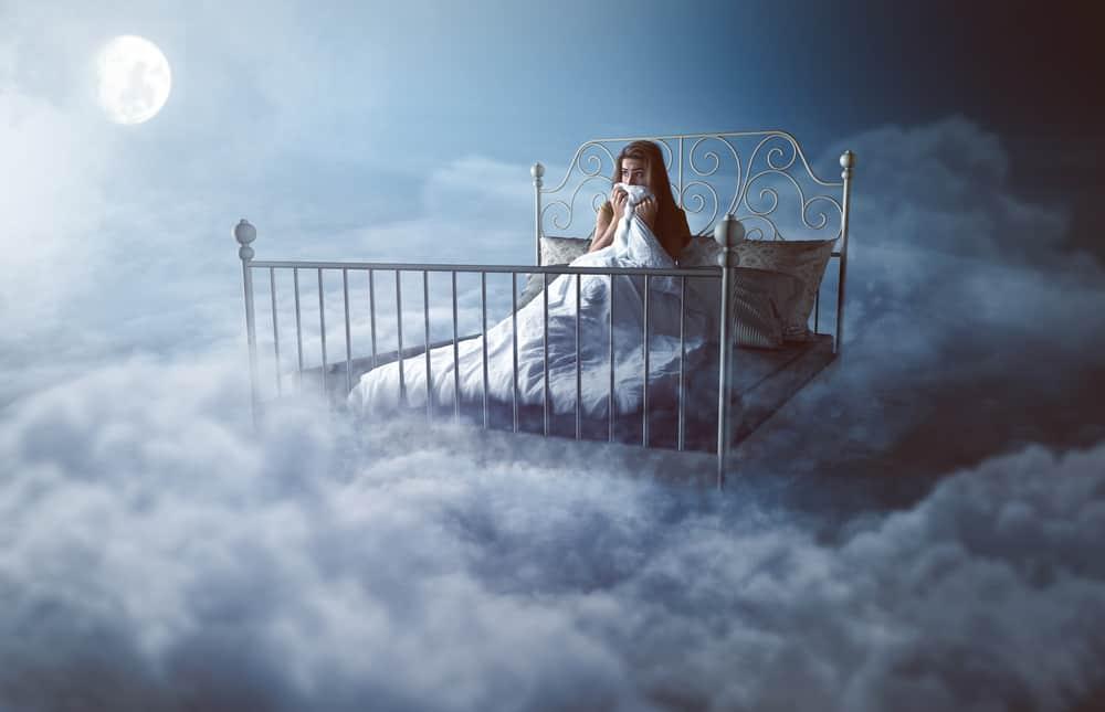 Was bedeutet es, wenn Sie von jemandem träumen