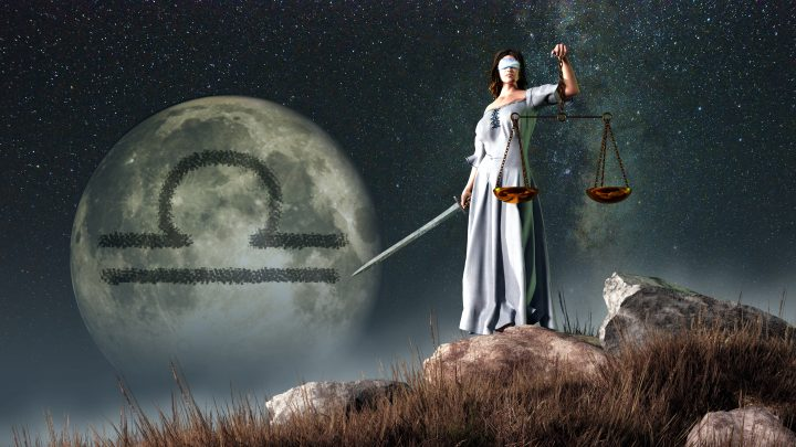 Mondzeichen Waage: Derjenige, der in allem das Gleichgewicht sucht
