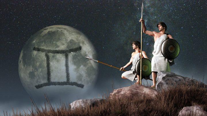 Mondzeichen Zwilling: Der rationale Verstand, der andere leitet