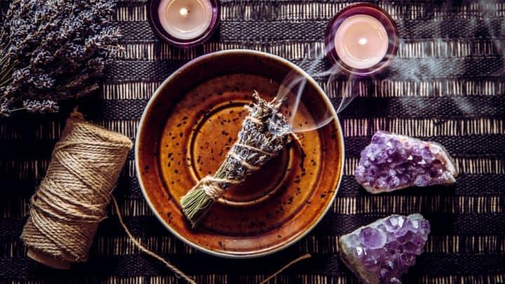 Neumond-Ritual durchführen, um Magie zu manifestieren