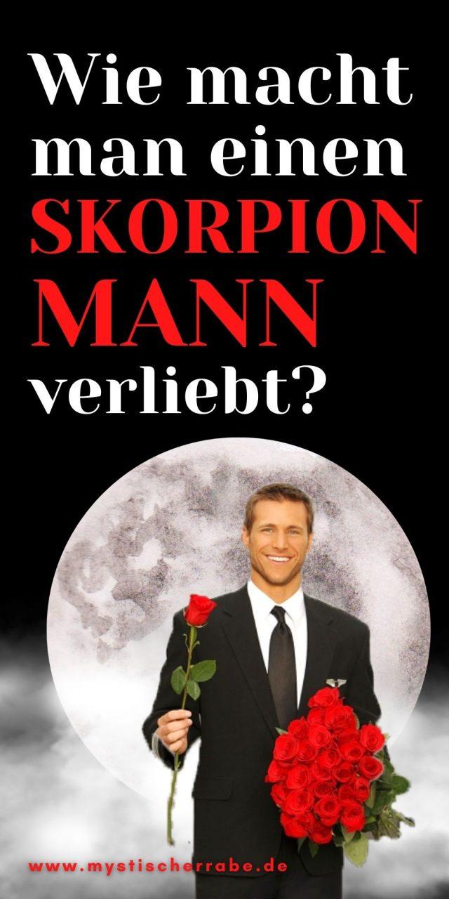 Skorpion mann verliebt in waage frau
