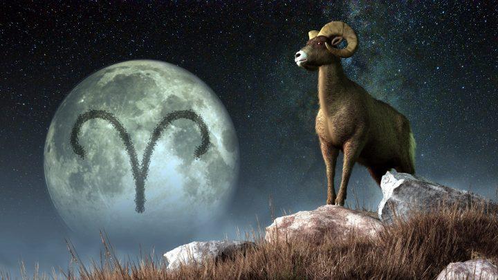 Mondzeichen Widder: Derjenige, der die Dinge in Bewegung setzt