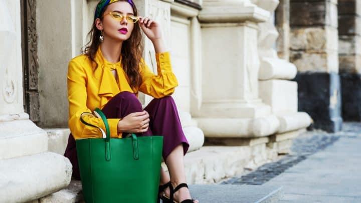 Die Art, wie Sie Ihre Tasche tragen, verrät Ihre Persönlichkeit
