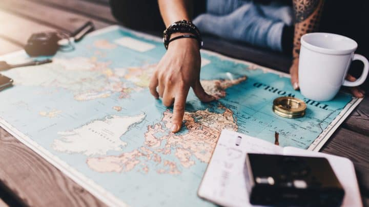 Wohin Sie reisen sollten, nach Ihrem Tierkreiszeichen