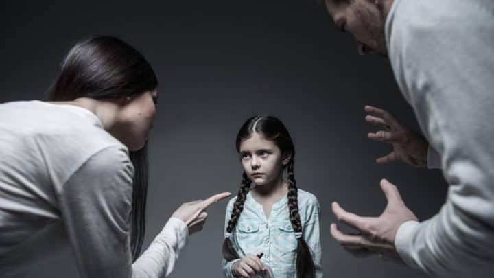 6 Zeichen, dass Sie toxische Eltern hatten
